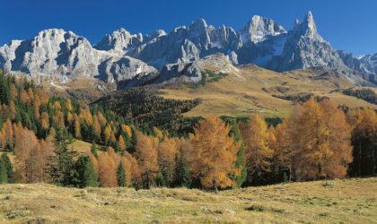 Autunno in Trentino tra foliage e bramiti