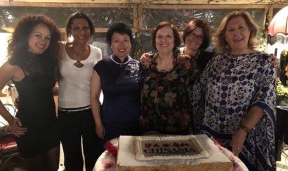 Chinasia festeggia i primi trent'anni