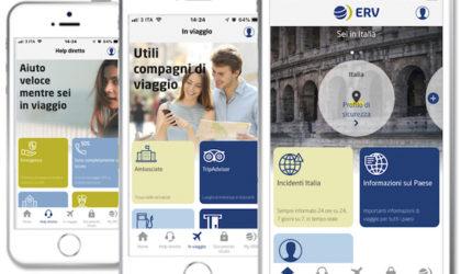 ERV presenta la sua app per viaggiare sicuri