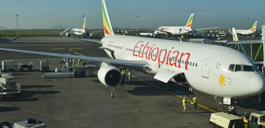 Ethiopian Airlines: in arrivo il volo per Asmara