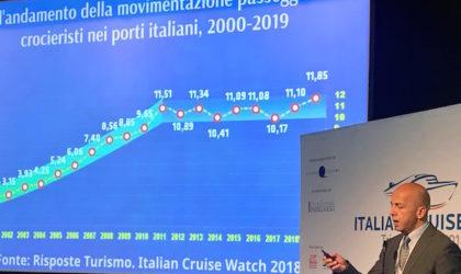 Italian Cruise Day, i numeri delle crociere
