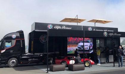 Rossoevolution, eventi unici per Alfa Romeo