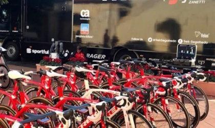 JSH Hotels & Resorts ospita anche il grande ciclismo