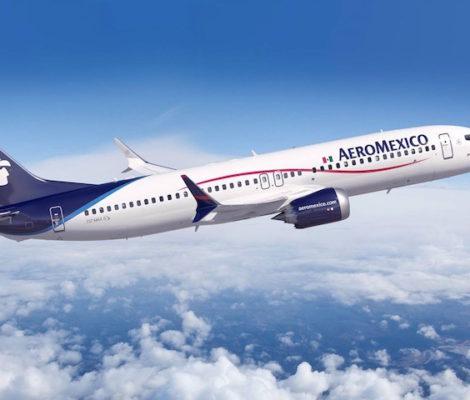 Aeromexico, nuovi menu sui voli per l'Europa