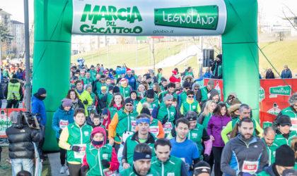"""A Milano la """"Marcia del Giocattolo"""" di Globo"""