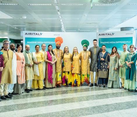 Partito il Milano – Mumbai di Air Italy