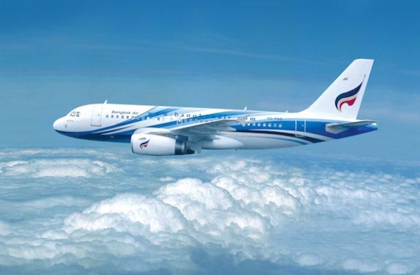Bangkok Airways è la quinta compagnia più puntuale