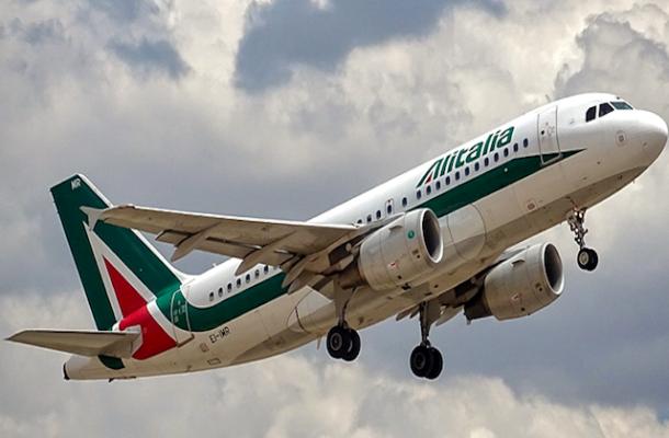 Alitalia è la seconda compagnia più puntuale d'Europa
