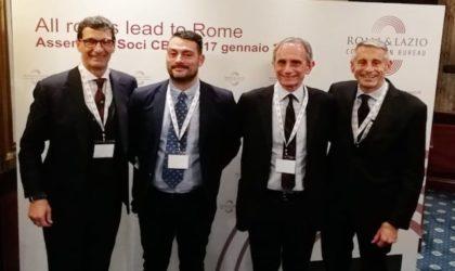 Convention Bureau Roma e Lazio: il 2019 riparte dal MICE