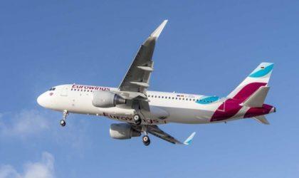 Eurowings: parte il nuovo Monaco-Berlino