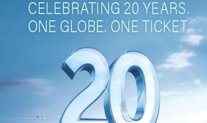 Hahn Air celebra i 20 anni della propria attività di biglietteria