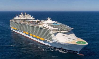 """Royal Caribbean lancia la formula """"Volo+Crociera"""""""