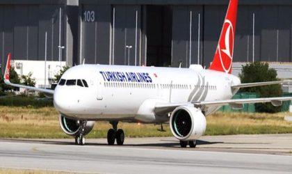 Turkish Airlines, parte il collegamento diretto Roma-Ankara