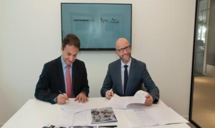 Accordo tra Atout France e Air France per il 2019