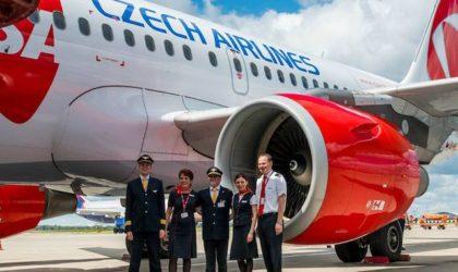 Spazio nominata GSA per l'Italia da Czech Airlines