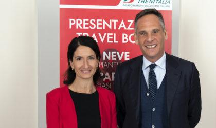 """Trenitalia presenta il nuovo travel book """"Neve & Parchi"""""""