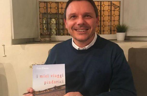 """Fabio Zinanni presenta il suo libro """"I miei viaggi pindarici"""""""