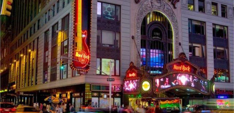 Hard Rock Cafe sbarca per la prima volta alla BMT