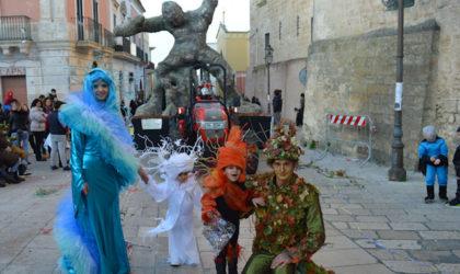 A Supersano il Carnevale di Alta Sartoria italiana