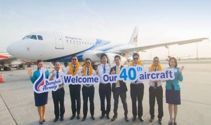 Bangkok Airways miglior compagnia asiatica del 2019