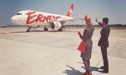 Ernest Airlines apre le vendite del Roma-Odessa