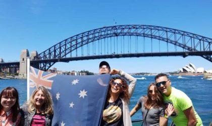 Australia al centro per Mappamondo