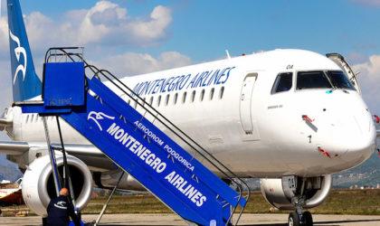 Montenegro Airlines, accordo con TAL Aviation