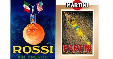 Le pubblicità Martini in mostra a Mantova