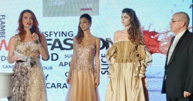 Diwine Fashion, serata dedicata alle eccellenze della Regione Lazio