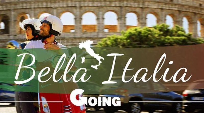 Bella Italia, le 10 nuove proposte firmate Going