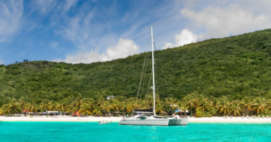 Le Isole Vergini Britanniche riapriranno ai turisti a dicembre