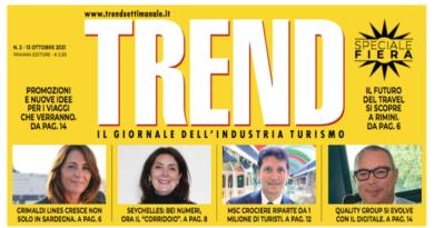 Leggi il nuovo numero di TREND: 2/2021 Speciale Rimini